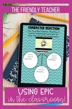 Using EPIC as a digital reading center or whole group instruction in the upper elementary classroom. 3rd, 4th, and 5th grade teachers will love using this FREE book subscription site to help students read more books and complete purposeful practice alongside fiction and nonfiction texts. These epic reading centers are perfect for distance learning or classroom teaching. Third Grade Reading, Student Reading, Kids Reading, Fun Test, Test Prep, Close Reading Strategies, Book Presentation, Book Subscription, 5th Grade Teachers