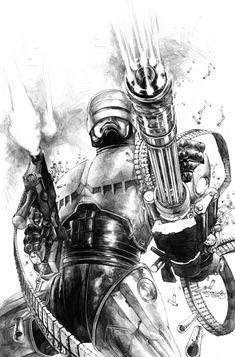 Robocop - Jorge Segovia