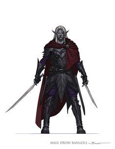 John-Paul Balmet: Dungeons and Dragons 5th Edition Player's Handbook Concepts