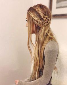 17 Peinados que me haré ahora que sea Princesa de Disney