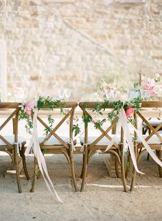 Wedding decor: http://www.stylemepretty.com/2014/10/14/soft-romantic-summer-winery-wedding/ | Photography: KT Merry - http://www.ktmerry.com/