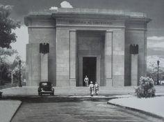 Altar de la Patria - 1945