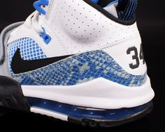 #Nike Air Max Bo Jax - Blue Snakeskin #sneakers