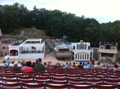 The Great Passion Play... Eureka Springs, AR