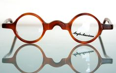 The Old Glasses Shop - Anglo American Groucho Small Lens Round Glasses, £99.00 (http://www.theoldglassesshop.co.uk/products/Anglo-American-Groucho-Small-Lens-Round-Glasses.html)
