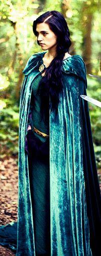 Morgane-Merlin BBC