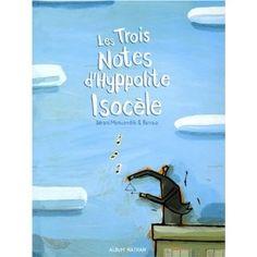 Les Trois Notes d'Hyppolite Isocèle: Amazon.fr: Gérard Moncomble, Barroux: Livres