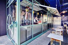The Roast Room Restaurant by Studio Modijefsky and Studio Molen | Yatzer