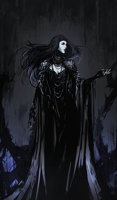 Kaltain [Witch of Thorns by Banished-shadow]