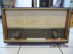 Classic Graetz Polka 1113 AM/FM Shortwave Solid Wood Stereo 1962