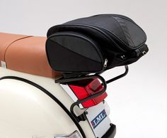 LML Italia, Thunder Kit, Product Code: A-0001058 Price: € 153,73, A comfortable compartment to fit on the back of Star 2T and 4T. soft, light and spacious: it is the ideal solution that in no way affects the dynamic balance of the scooter.