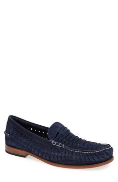 Men's Florsheim 'Berkley Weave' Venetian Loafer
