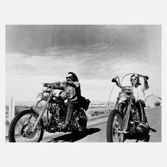 Easy Rider 69 Print