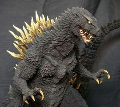 Toho Kingdom • View topic - Rejected Godzilla Concept Art