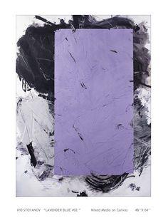 "IVO STOYANOV  - ""Lavender Blue #02"""