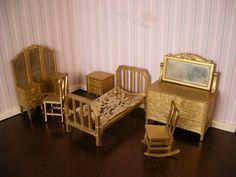 dollhouse miniatures 1920s - Google Search