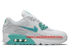 huge selection of 7d3a3 ae55b Basket Femme Nike Wmns Air Max 90 Essential GS Light retro 616730 109 NIke  pas cher -
