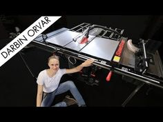 What Does A Totally Decked Out SawStop Tablesaw Look Like? - YouTube Brevard County, News 6, Breast Cancer Survivor, Table Saw, World Records, News Online, Helping People, Online Courses, Channel