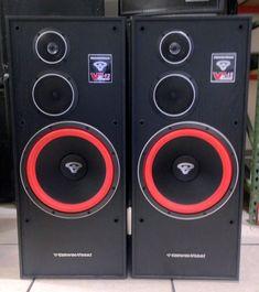 Cerwin Vega VE 12 Home Speakers #cerwin #vega # speakers #home #msocialmg #vannuyspawnshop
