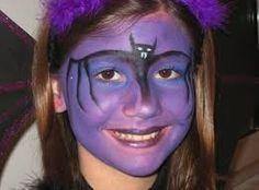Risultati immagini per maschera vampiro trucco