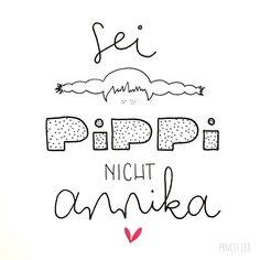 by prncss.lea || sei Pippi nicht Annika #letterattackchallenge 4/8 @frauhoelle #frauhoellewirdmalstolzsein #365daysoflettering #brushlettering #calligraphy #moderncalligraphy #dailytype #typo #typography #fauxcalligraphy #font #handletteredabcs #handlettering #handmadefont #handmadetype #handwritten #instagood #letterattack #togetherweletter #lettering #letteringlove #love #tombow #pigmamicron #pentel #pippi #lindgren #lieblingsbuch