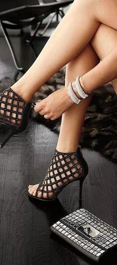 #Booties #Heels #michaelkors