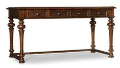 Home Furniture | Home Office Furniture | Lassiter | Writing Desk - By Hooker Furniture