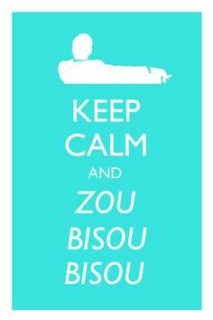 Zou Bisou Bisou    Mad Men