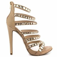 """Description:      Wordscould not describe Meg, soyou will just have to see for yourself;how the Meg heel will make yourensemble fierce. ZIGI SOHO  • Heel Height – 5""""• Platform –1""""  Customer Service / Shipping & Returns  Need Help?Have Questions? Contact Us.  Please call 404.519.2834 to speak with a Customer Service Representative.We're here to help you:Monday - Friday, 9 AM - 9 PM (ET)Saturday - Sunday, 11:30 AM - 8 PM (ET)If you prefer email, we can be reached anytime at…"""