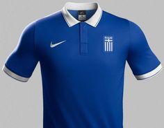 Best World Cup Jerseys 2014 National Football Teams, Football Soccer, Football Shirts, World Cup Jerseys, Soccer Uniforms, Fifa World Cup, Sports Shirts, Nike, Greece