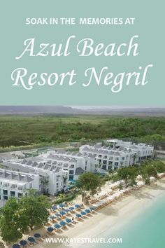 Azul Beach Resort Negril is a fantastic Jamaica property for families looking for an all inclusive vacation on one of the best beaches in the world. Jamaica Resorts, Negril Jamaica, Mexico Resorts, Beach Resorts, All Inclusive Vacations, Caribbean Vacations, Vacation Resorts, Best Vacations, Romantic Destinations