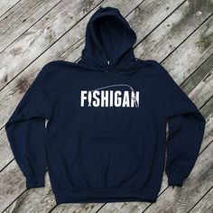 This one's for all our fellow Michigan fisherman. Whether you're out on the big lake going after salmon and whitefish or on a small trout stream in the U.P., Michigan fishing is the best!