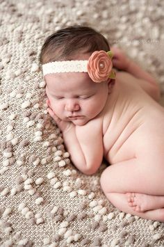 Vintage Pink Wool Felt Rose Lace Headband  by SnuggleBugsBowtique, $7.50