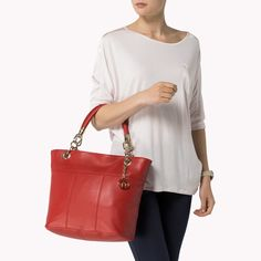 Th Signature Tote Bag | Official Tommy Hilfiger Shop