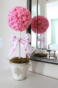 love it for a spring porch decoration