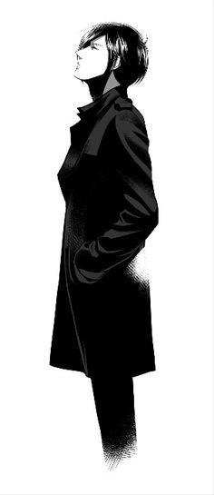 Ginoza Nobuchika | Psycho Pass | ♤ Anime ♤