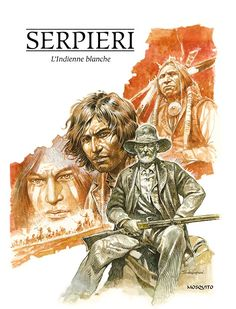 L'Indienne blanche by Paolo Serpieri - Books Search Engine Jean Giraud, Comic Art, Comic Books, Serpieri, Morris, Comic Drawing, Comic Pictures, Paper Art, Westerns