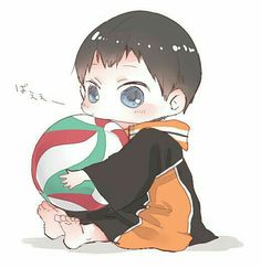"Funn fan art, ""Tobio Kageyama"" Of Haikyuu! Haikyuu Kageyama, Haikyuu Fanart, Haikyuu Anime, Hinata, Kagehina, Kuroo, Anime Boys, Cute Anime Guys, Manga Anime"