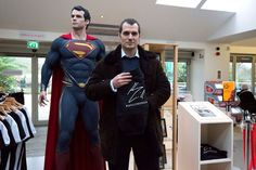 Henry Cavill News: Join Henry Cavill In The Durrell Challenge 2016
