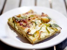 Recipe: Ranch pizza from Rancho La Puerta