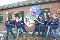 2015 | Scouting Jeanne d'Arc | label Hier houden we van