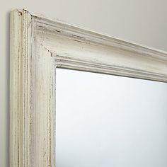 Buy John Lewis Distressed Mirror, 132 x 52cm Online at johnlewis.com