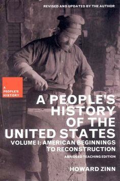 A People's History of the United States by Howard Zinn | 26 Books That Will Change The Way You See The World