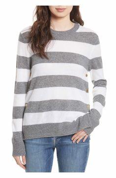 Main Image - Equipment Jenny Stripe Cashmere Pullover