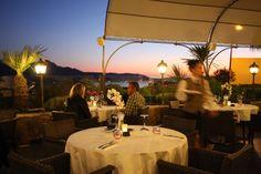 Restaurant gastronomique proche de Calvi, Restaurant « l'Oggi » - Hôtel Luxe Chez Charles en Corse
