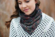 The Casper Mountain Cowl PDF Crochet Pattern (Instant Digital Download)