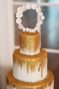 Peter Pan Wedding Inspiration from Evelyn Alas Photography + Charm City Cakes | Style Me Pretty