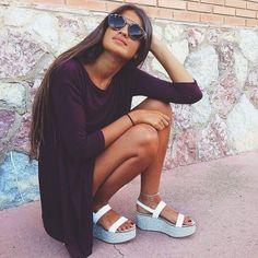 Shoe Trend: Flatforms