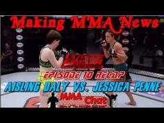 TUF 20 Episode 10 - Aisling Daly vs. Jessica Penne Recap -  On 'The MMA Live Chat Show' Season 2 Episode 64 show, Rich Davie briefly discusses and recaps the TUF 20 Episode 10 show that featured the fight between Aisling Daly and Jessica Penne.  @RichDavie @MMALiveChatHour #TUF20 #AislingDalyVsJessicaPenne #DalyVsPenne #AislingDaly #JessicaPenne  Recorded : Saturday November 29, 2014