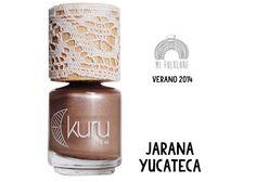Kuru Esmaltes: Jarana Yucateca - ¡Disponible en Kichink!